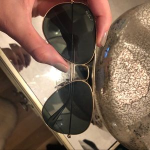 Polarized ray ban aviaters